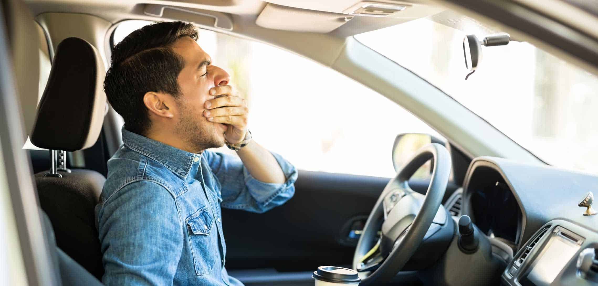 Sleepy behind the wheel? Tips to combat drowsy driving