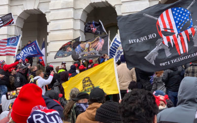 Can President Trump be found civilly liable for Capitol Riots?
